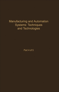 Control and Dynamic Systems V48: Manufacturing and Automation Systems: Techniques and Technologies - 1st Edition - ISBN: 9780120127481, 9780323162999