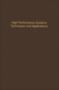 Control and Dynamic Systems V53: High Performance Systems Techniques and Applications - 1st Edition - ISBN: 9780120127535, 9780323163170