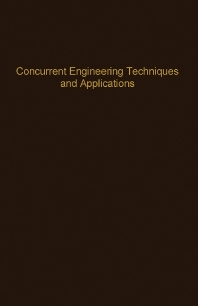 Cover image for Concurrent Engineering Techniques and Applications