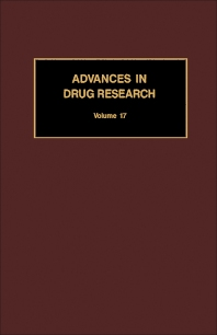 Advances in Drug Research - 1st Edition - ISBN: 9780120133178, 9781483287973