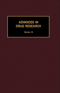 Advances in Drug Research - 1st Edition - ISBN: 9780120133185, 9781483287980