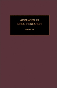 Advances in Drug Research - 1st Edition - ISBN: 9780120133192, 9781483287997