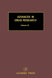 Advances in Drug Research, 1st Edition,Bernard Testa,Urs Meyer,ISBN9780120133284
