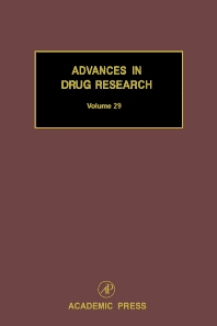 Advances in Drug Research - 1st Edition - ISBN: 9780120133291, 9780080526720