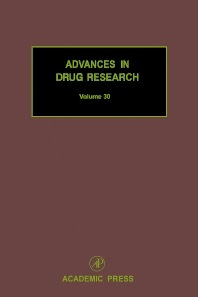 Advances in Drug Research - 1st Edition - ISBN: 9780120133307