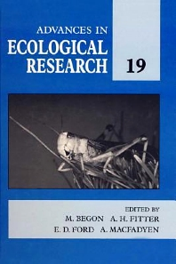 Advances in Ecological Research - 1st Edition - ISBN: 9780120139194, 9780080567037