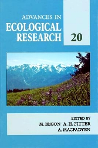 Advances in Ecological Research - 1st Edition - ISBN: 9780120139200, 9780080567044