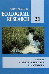 Advances in Ecological Research - 1st Edition - ISBN: 9780120139217, 9780080567051