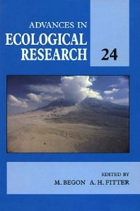 Cover image for Advances in Ecological Research