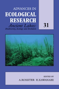 Cover image for Ancient Lakes: Biodiversity, Ecology and Evolution