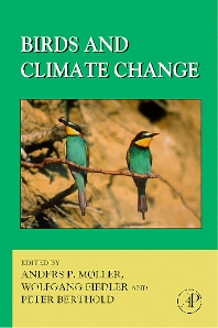 Cover image for Birds and Climate Change