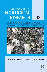 Litter Decomposition: a Guide to Carbon and Nutrient Turnover, 1st Edition,Luo Yiqi,Bjørn Berg,Ryszard Laskowski,ISBN9780120139385