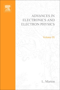 Advances in Electronics and Electron Physics - 1st Edition - ISBN: 9780120145096, 9780080576701