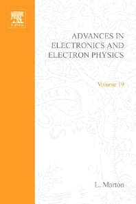 Advances in Electronics and Electron Physics - 1st Edition - ISBN: 9780120145195, 9780080576800