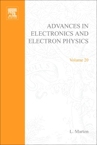 Advances in Electronics and Electron Physics - 1st Edition - ISBN: 9780120145201, 9780080576817