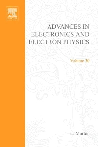 Advances in Electronics and Electron Physics - 1st Edition - ISBN: 9780120145300, 9780080576930