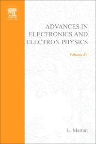 Advances in Electronics and Electron Physics - 1st Edition - ISBN: 9780120145393, 9780080577036