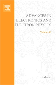 Advances in Electronics and Electron Physics - 1st Edition - ISBN: 9780120146420, 9780080577074