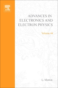 Advances in Electronics and Electron Physics - 1st Edition - ISBN: 9780120146444, 9780080577098