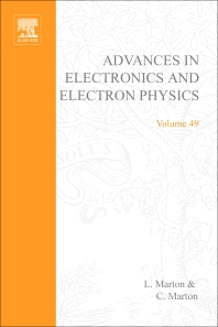 Advances in Electronics and Electron Physics - 1st Edition - ISBN: 9780120146499, 9780080577142