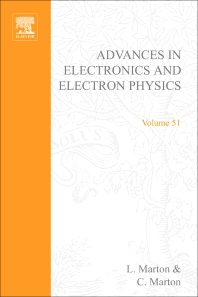Advances in Electronics and Electron Physics - 1st Edition - ISBN: 9780120146512, 9780080577166