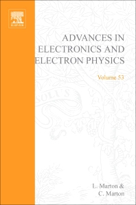Advances in Electronics and Electron Physics - 1st Edition - ISBN: 9780120146536, 9780080577180