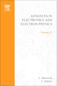 Advances in Electronics and Electron Physics - 1st Edition - ISBN: 9780120146550, 9780080577203