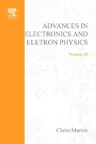 Advances in Electronics and Electron Physics - 1st Edition - ISBN: 9780120146581, 9780080577234