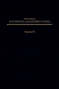 Advances in Electronics and Electron Physics - 1st Edition - ISBN: 9780120146703, 9780080577364