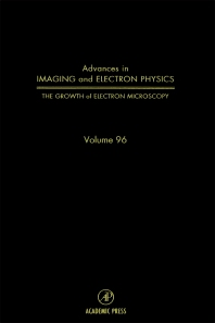 Cover image for The Growth of Electron Microscopy