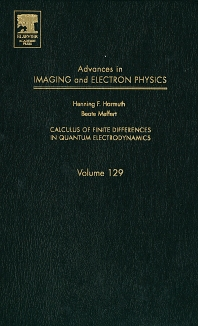 Cover image for Advances in Imaging and Electron Physics