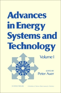 Advances in Energy Systems and Technology - 1st Edition - ISBN: 9780120149018, 9781483191256