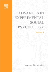 Advances in Experimental Social Psychology - 1st Edition - ISBN: 9780120152063, 9780080567204