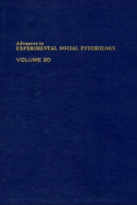 Advances in Experimental Social Psychology - 1st Edition - ISBN: 9780120152209, 9780080567341