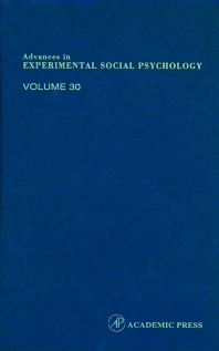 Advances in Experimental Social Psychology - 1st Edition - ISBN: 9780120152308, 9780080567440