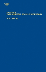 Advances in Experimental Social Psychology - 1st Edition - ISBN: 9780120152360