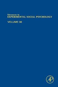 Advances in Experimental Social Psychology, 1st Edition,Mark Zanna,ISBN9780120152384