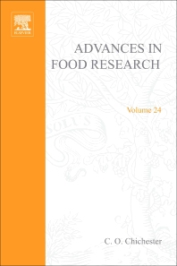 Advances in Food Research - 1st Edition - ISBN: 9780120164240, 9780080567693