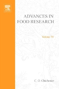 Advances in Food Research - 1st Edition - ISBN: 9780120164301, 9780080567754