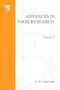 Advances in Food Research - 1st Edition - ISBN: 9780120164318, 9780080567761
