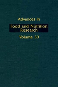 Advances in Food and Nutrition Research - 1st Edition - ISBN: 9780120164332, 9780080567785