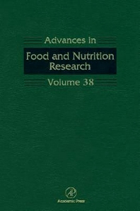 Cover image for Advances in Food and Nutrition Research