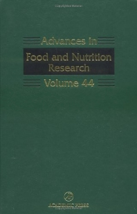 Advances in Food and Nutrition Research - 1st Edition - ISBN: 9780120164448, 9780080915654