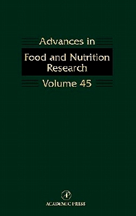 Advances in Food and Nutrition Research, 1st Edition,Steve Taylor,ISBN9780120164455