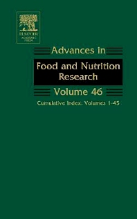 Advances in Food and Nutrition Research, 1st Edition,Steve Taylor,ISBN9780120164462