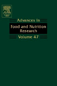 Advances in Food & Nutrition Research, 1st Edition,Steve Taylor,ISBN9780120164479
