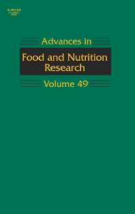 Advances in Food and Nutrition Research, 1st Edition,Steve Taylor,ISBN9780120164493