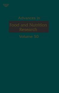 Advances in Food and Nutrition Research, 1st Edition,Steve Taylor,ISBN9780120164509