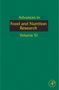 Advances in Food and Nutrition Research, 1st Edition,Steve Taylor,ISBN9780120164516