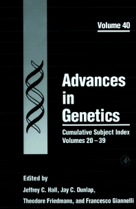 Cover image for Cumulative Subject Index, Volumes 20-39